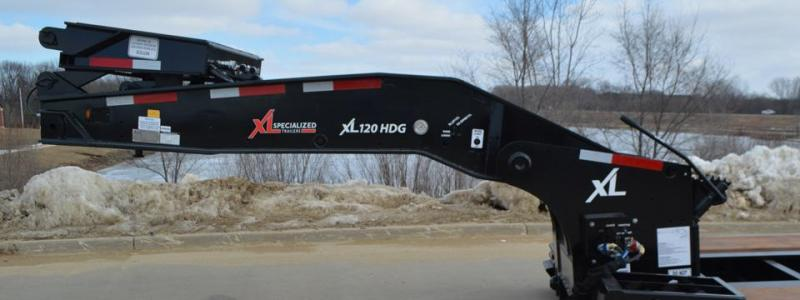 2021 XL Specialized XL 120 Low-Profile HDG Other Semi-Trailer