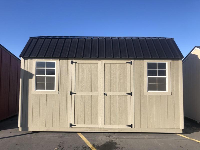 2020 Best Built Sheds 10' x 16' Barn Shed