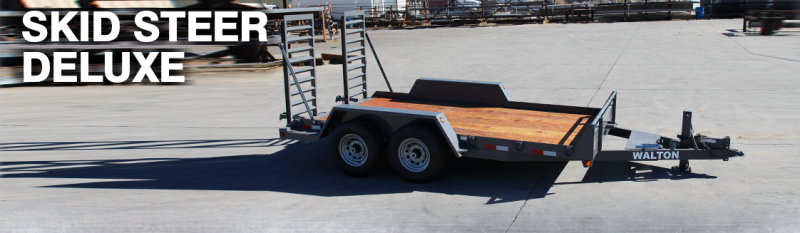 2021 Walton Trailers SSDX1416 Other Trailer