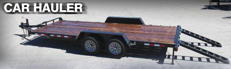 2021 Walton Trailers APC716 Car / Racing Trailer