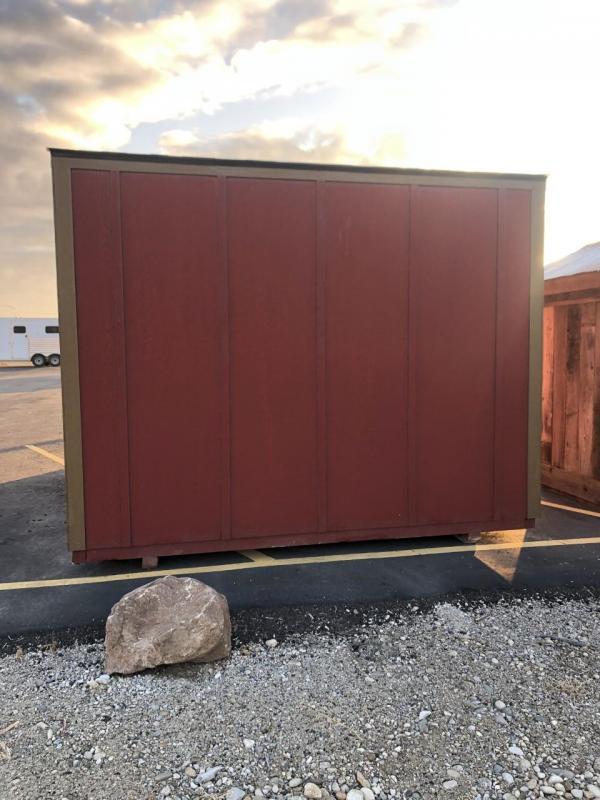 2020 Best Built Sheds Cowboy Cabin 10 X 14