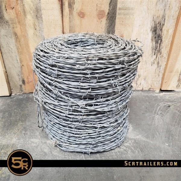Barbed Wire - 12G 2Pt