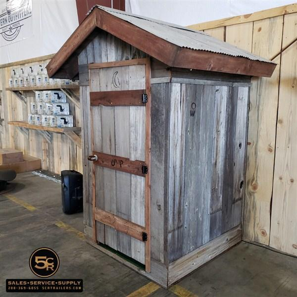 Outhouse/Dressing Room Shed