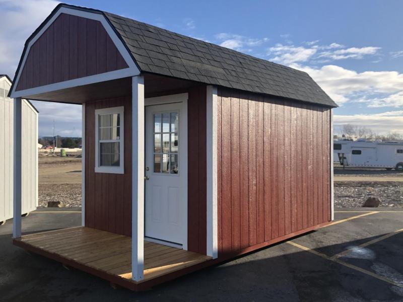 2020 Best Built Sheds Barn Cabin 10' x 16'