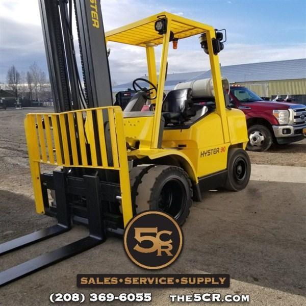 2003 Hyster H 90-XM Forklift