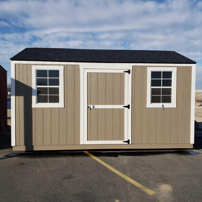 2020 Best Built Sheds The Ranch 10' x 16'
