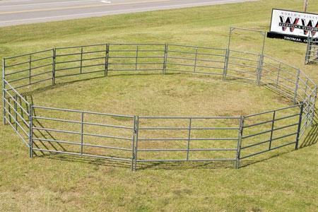 2020 WW Livestock Riata Round Pen Gates & Panels