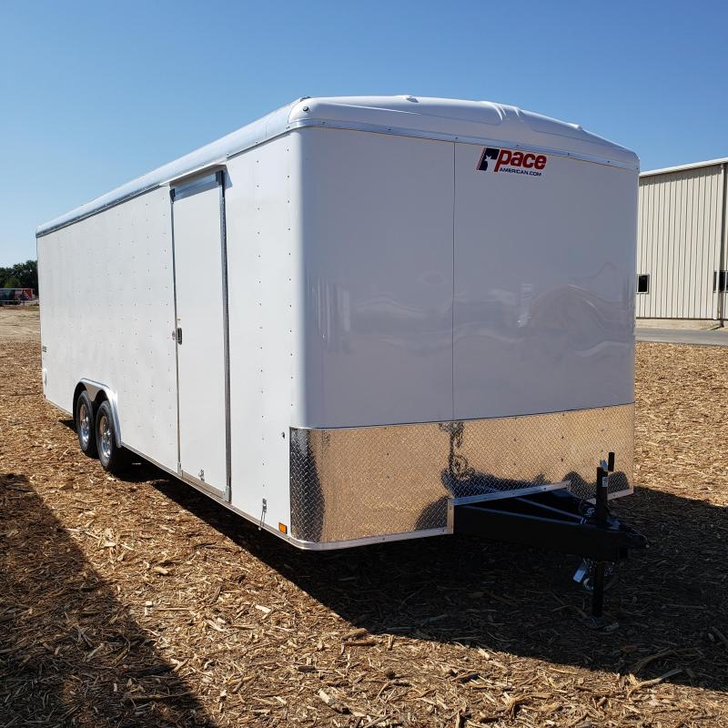 2019 Pace American Journey Enclosed Cargo Trailer