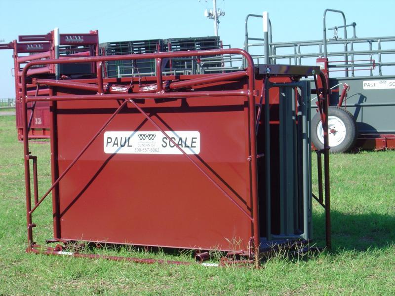 70SX Hog and Sheep Crate Scale