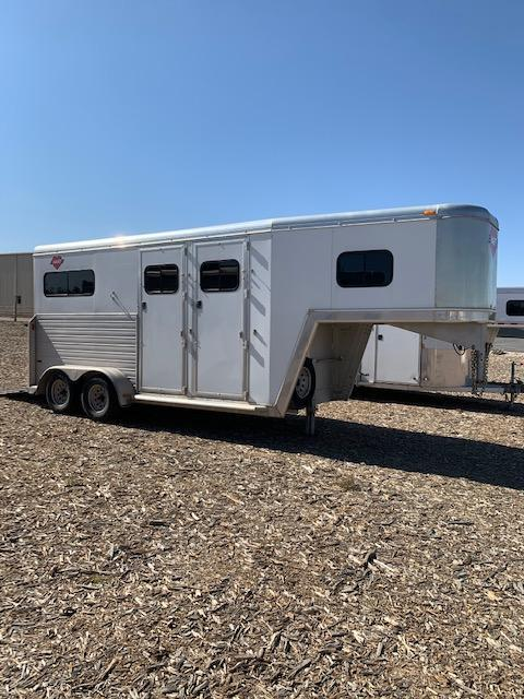 2007 Hart Trailers t2HG Horse Trailer