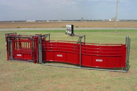 "2020 WW Livestock Stampede ""S"" Alley System"