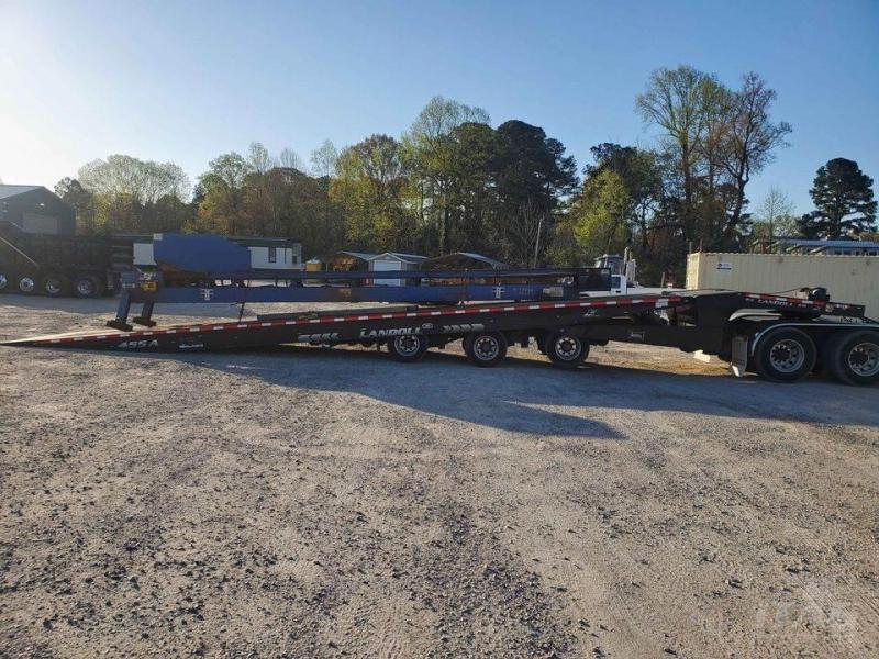 2017 Landoll Model 455 Flat Bed