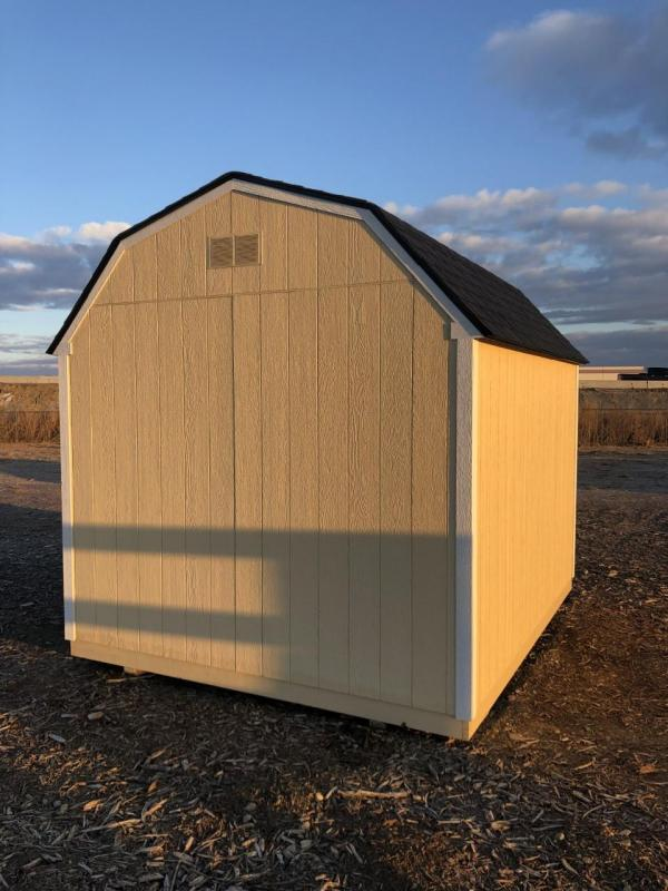 2020 Best Built Sheds The Barn 8' x 12'