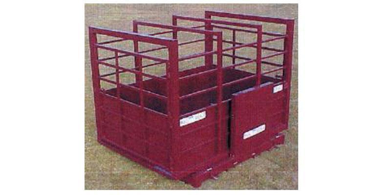 2020 WW Livestock 801s Group Livestock Scale