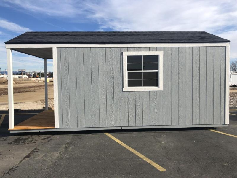 2020 Best Built Sheds The Ranch Cabin 10' x 20'