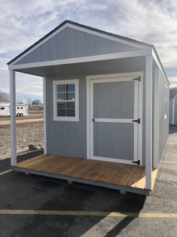 2020 Best Built Sheds Ranch Cabin