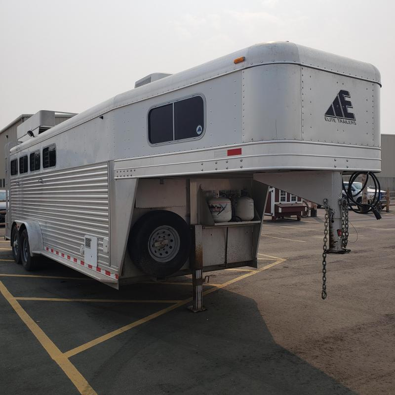 2006 Elite Trailers 4H Weekender Horse Trailer