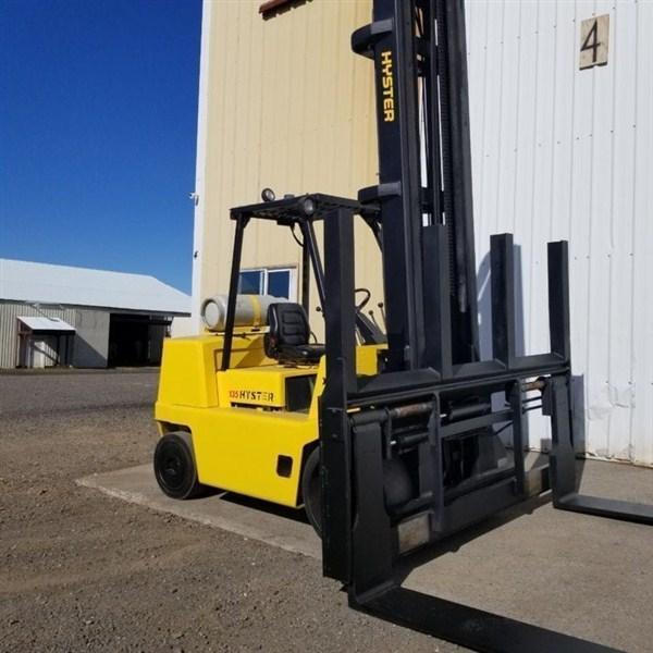 1993 Hyster S135XL Forklift