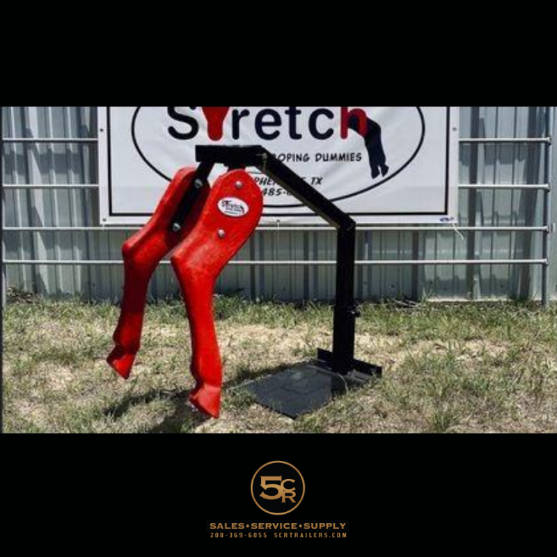 Stretch Heeling Dummy