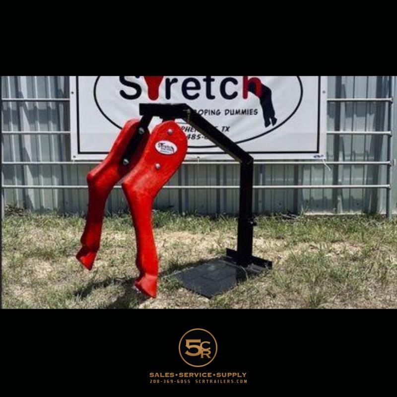 Stretch Heeling Dummy