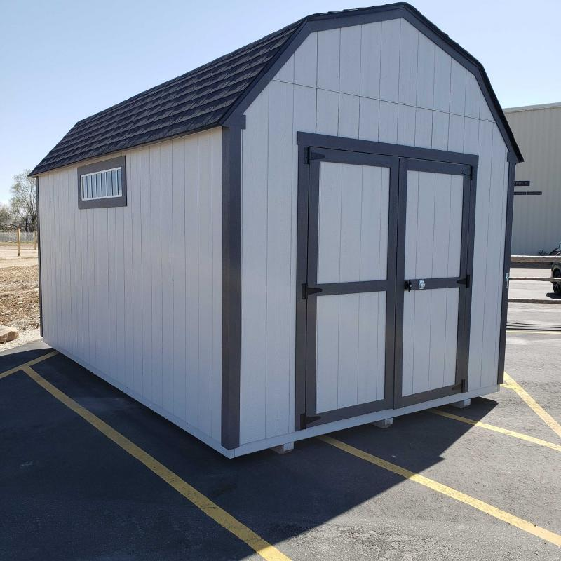2021 Best Built Sheds The Barn 10' x 16'