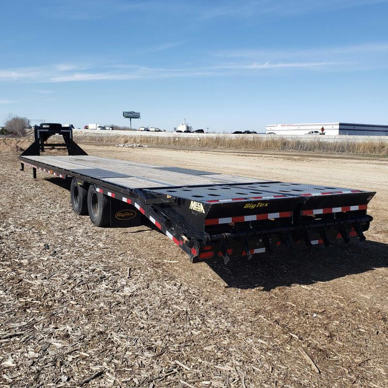 2018 Big Tex Trailers 25GN 35 + 5 Flatbed Trailer