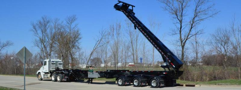 2021 XL Specialized XL Blademate Flip Extension Other Semi-Trailer