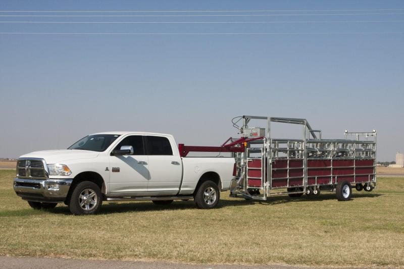 2020 WW Livestock Express Portable Corral