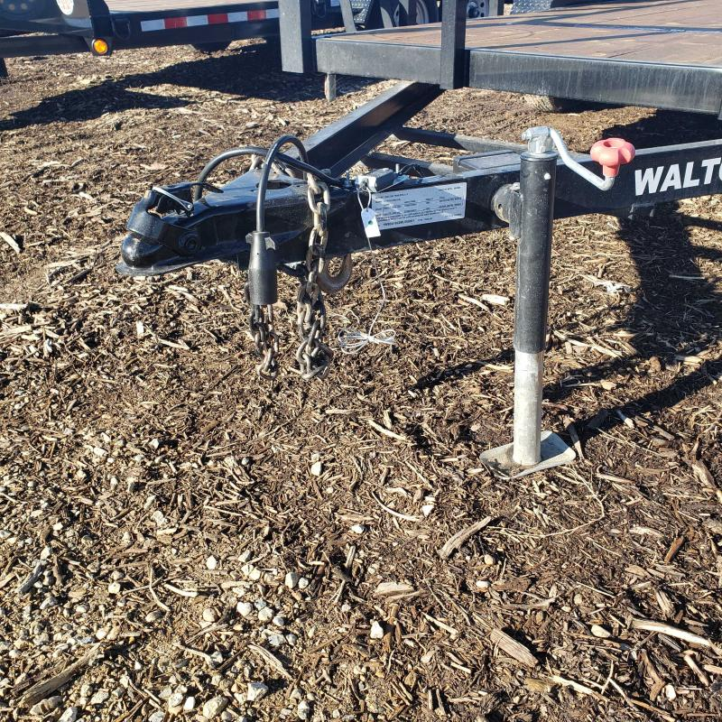 2021 Walton Trailers U7x14T Utility Trailer