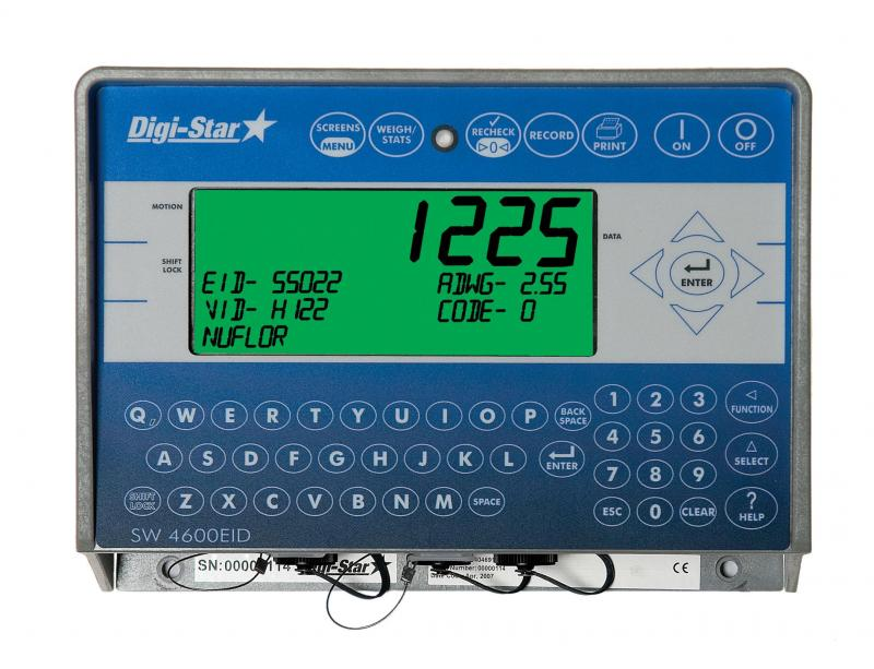 2020 WW Livestock Digital Weighing Scale