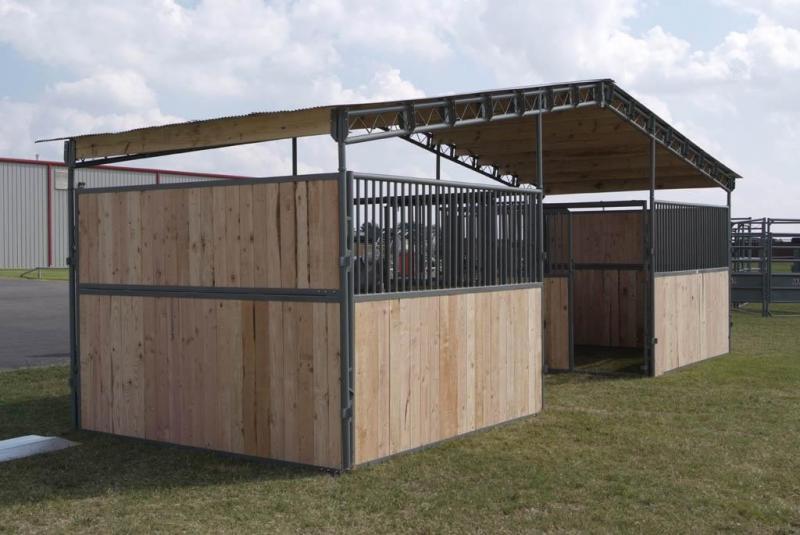 2020 WW Livestock Truss Equine