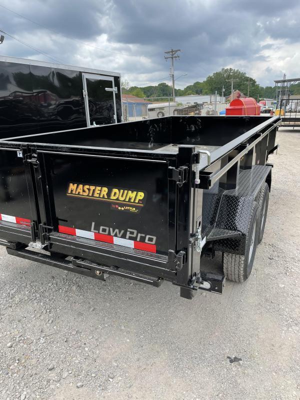 2021 DooLitttle Trailers 82x16 Dump Trailer