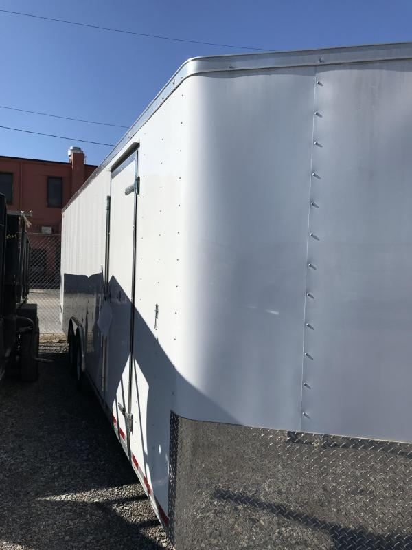 2020 DooLitttle Trailers 8.5x24 Enclosed Cargo Trailer