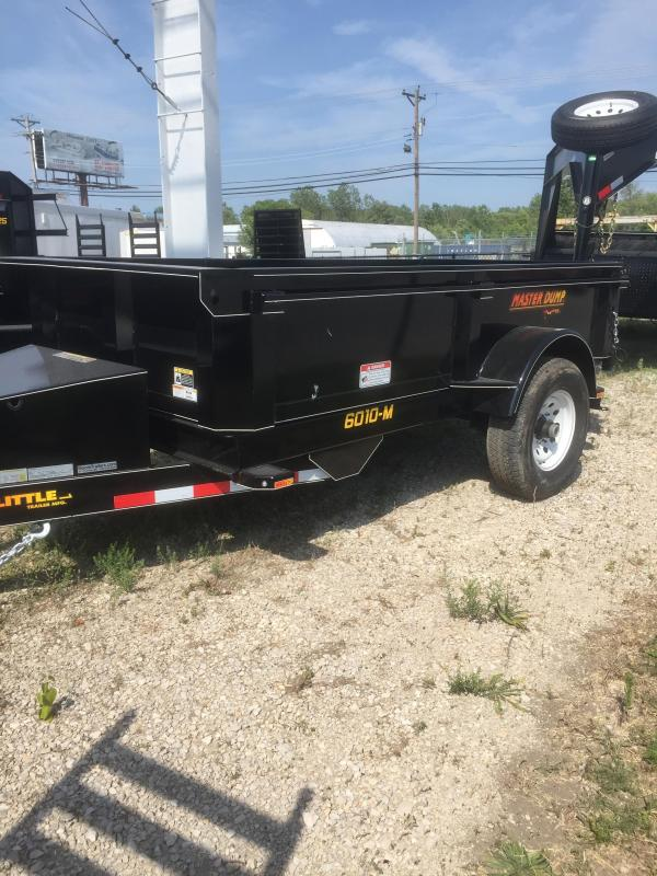 2019 Doolittle Trailer Mfg 60x10 Dump Trailer