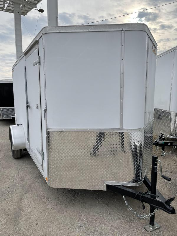2021 DooLitttle Trailers 6x12 Enclosed Cargo Trailer