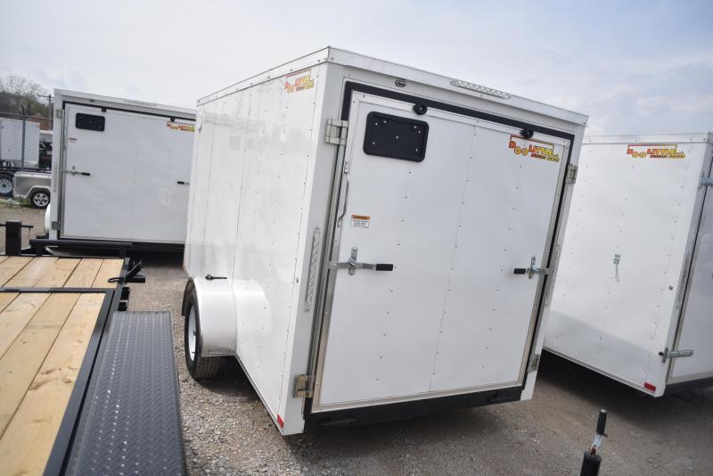 2020 Doolittle Trailer Mfg 6x10 Enclosed Cargo Trailer