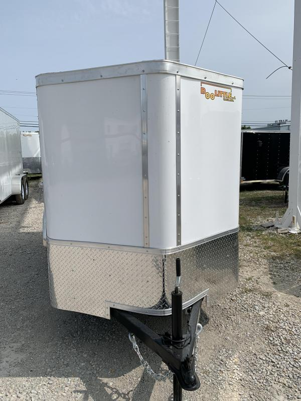 2021 DooLitttle Trailers 5x10 Enclosed Cargo Trailer
