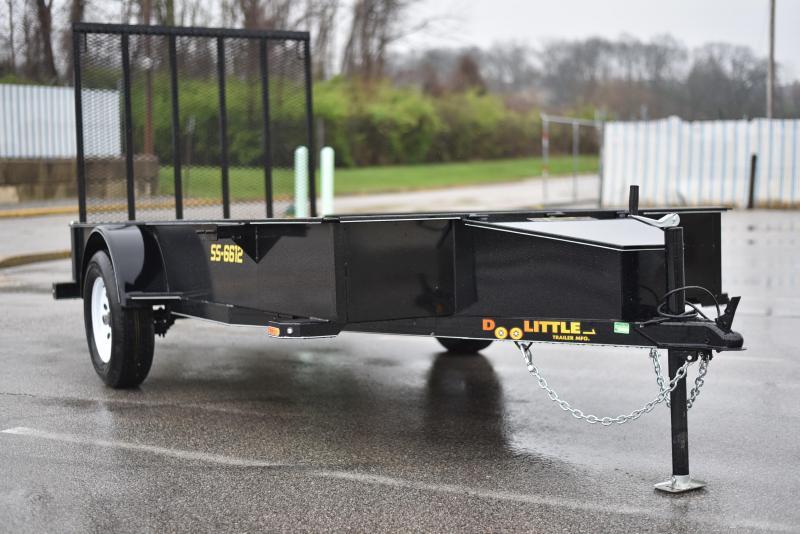 2021 DooLitttle Trailers 66x12 Utility Trailer