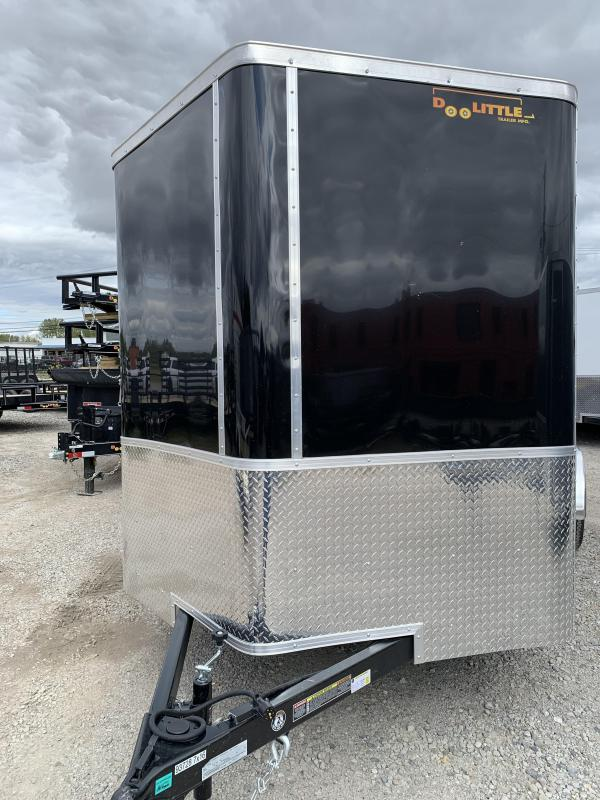 2021 DooLitttle Trailers 7x16 Enclosed Cargo Trailer