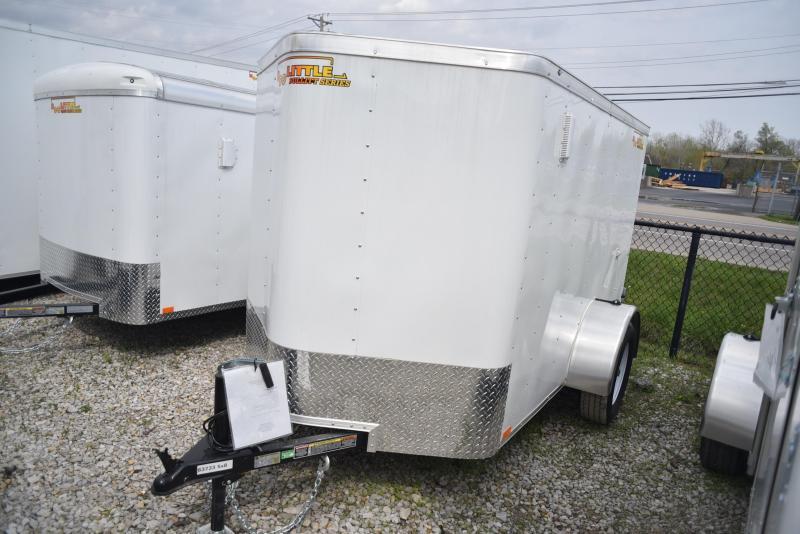 2021 DooLitttle Trailers 5x8 Enclosed Cargo Trailer