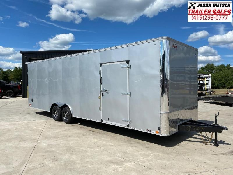 2021 United XLT 8.5X28 Enclosed Car/Race Trailer