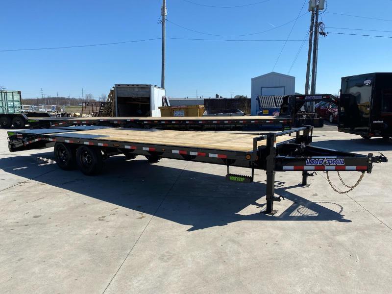 2021 Load Trail 102X24 Tandem Axle EQUIPMENT TRAILER
