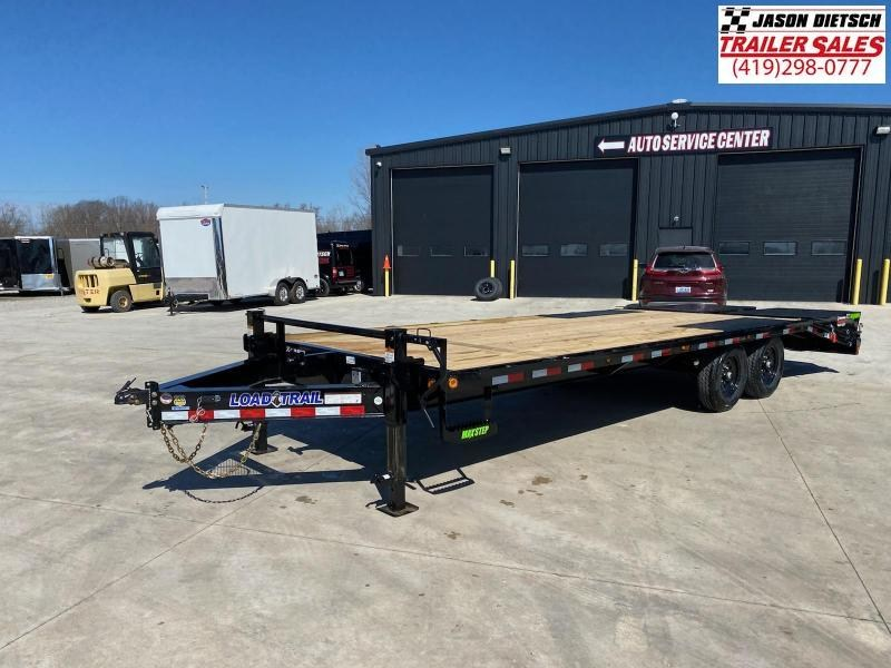 2021 Load Trail 102X24 Tandem Axle EQUIPMENT TRAILER
