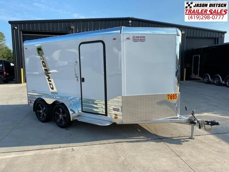 2021 Legend DVN 7x15 Enclosed Cargo Trailer