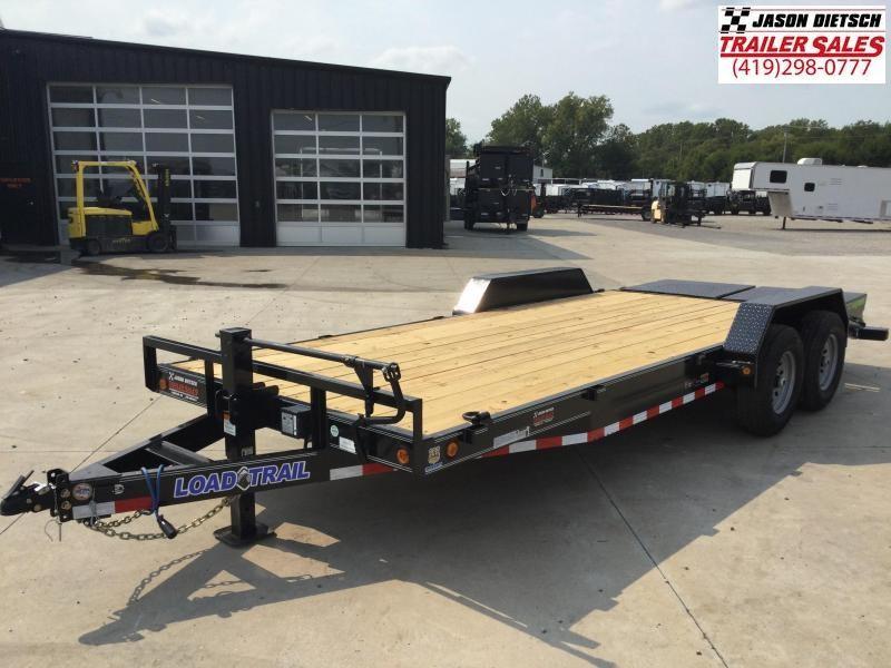 2022 Load Trail 83X20 Tandem Axle Carhauler / Equipment Trailer