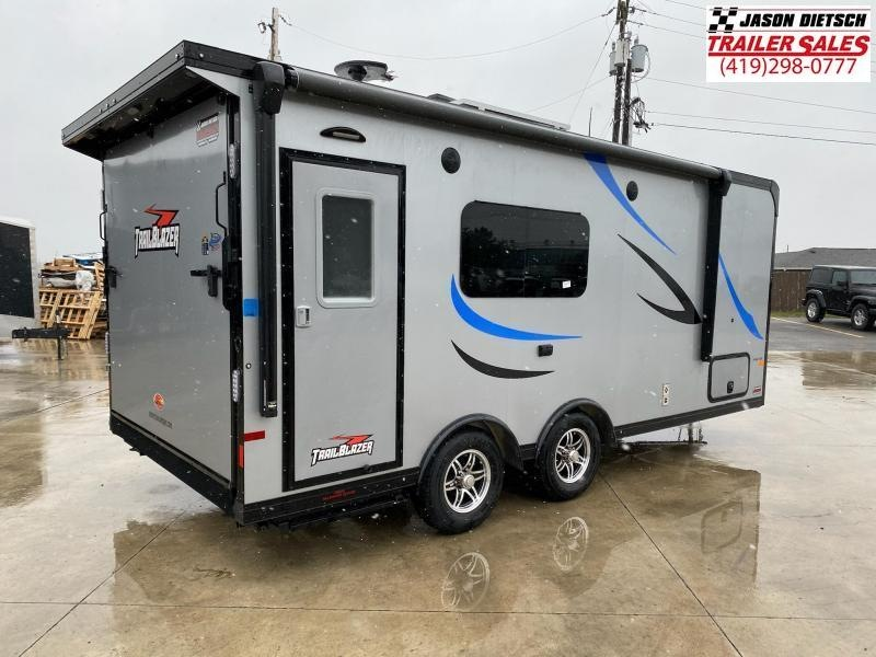 2021 Sundowner TrailBlazer 8.5X19 RV/Toy Box