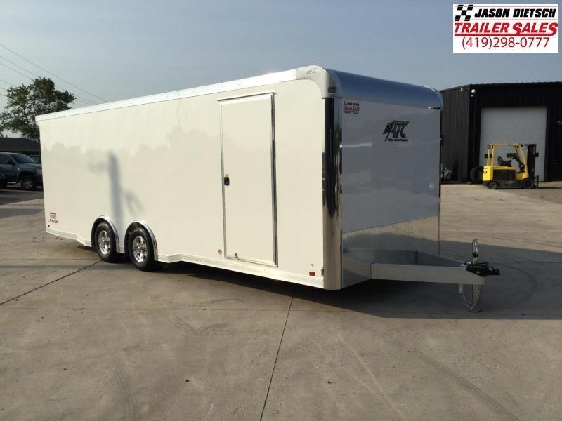 2022 ATC Raven 8.5X24 Car/Race Trailer