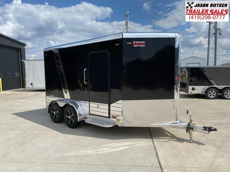 2022 Legend DVN 7x15 Enclosed Cargo Trailer