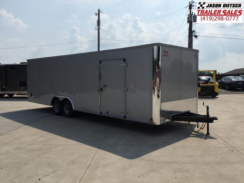 2022 United XLT 8.5X28 Car/Race trailer