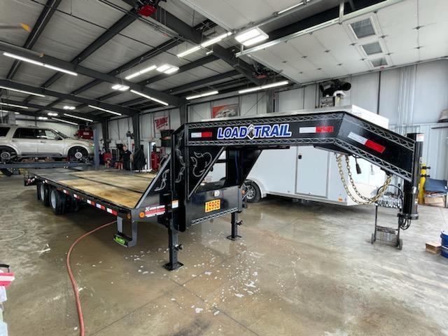 2021 Load Trail 102X25 Gooseneck Equipment Trailer